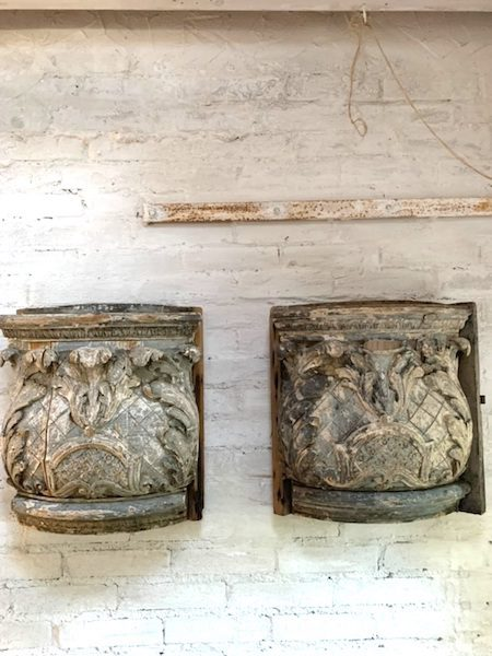 Late 18th Century French Boiserie Panels